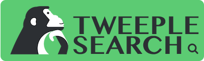 Tweeple Search Logo